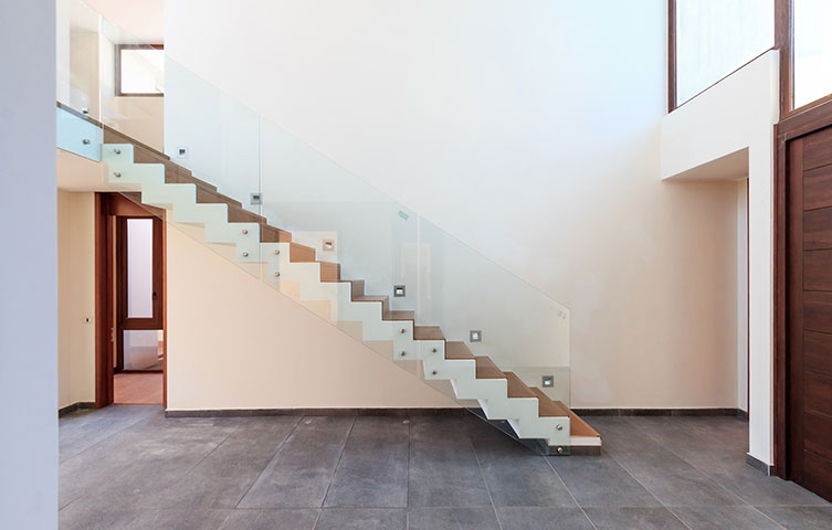 Staircase Renovation Hale