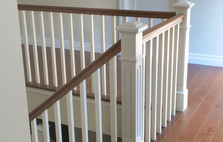 Traditional Spindle Staircase Renovation Bolton